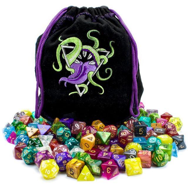 wiz dice bag