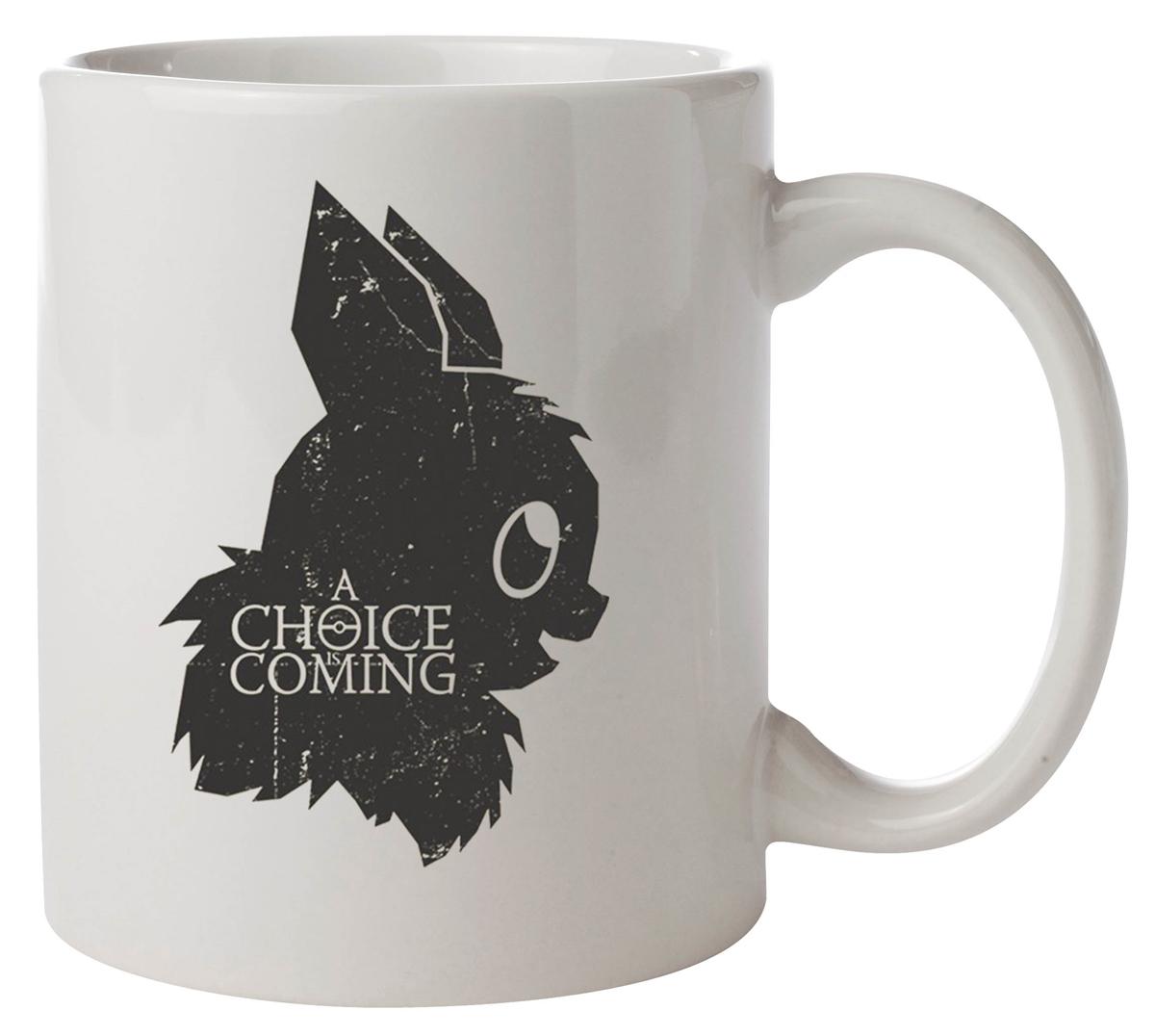 House Eevee Pokemon Game of Thrones Mug