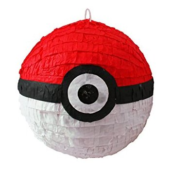 Poke Ball Deluxe Piñata