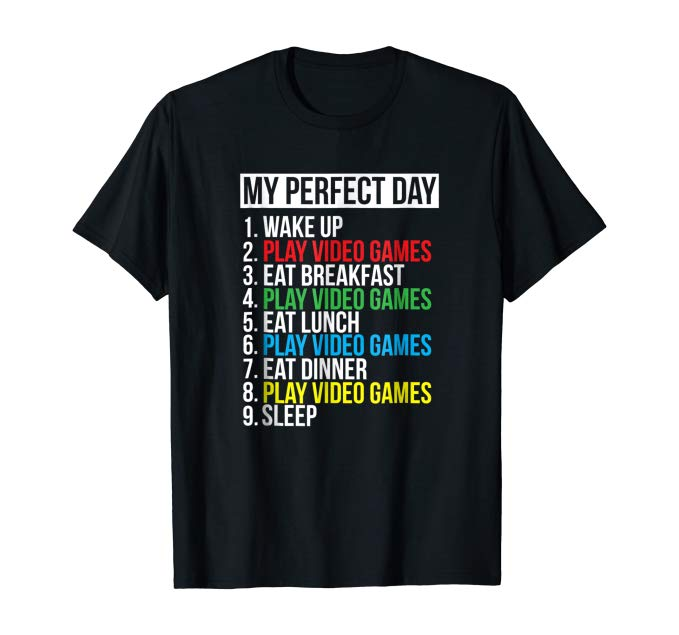 t-shirt for 14 year old gamer boy