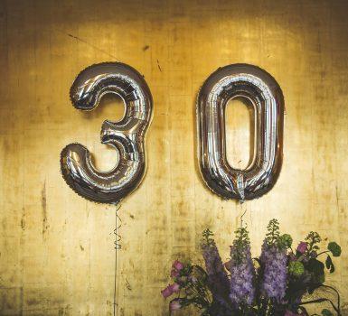 Best 30th Birthday Gifts