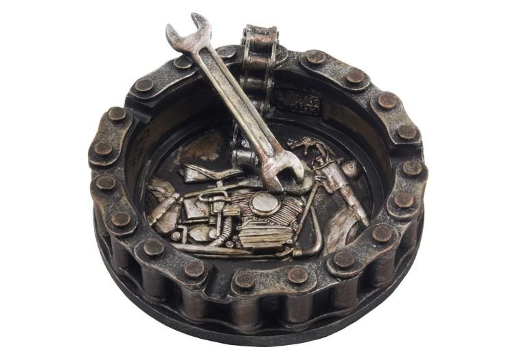 decorative ashtray