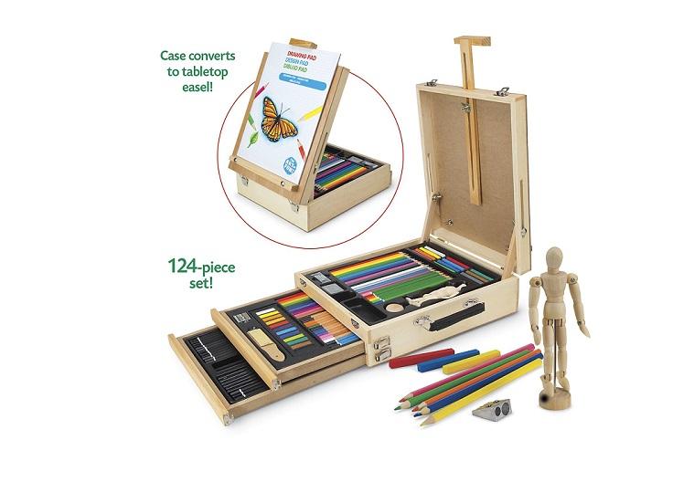 artist studio easel