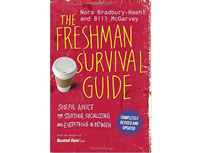 the freshman survival guide book