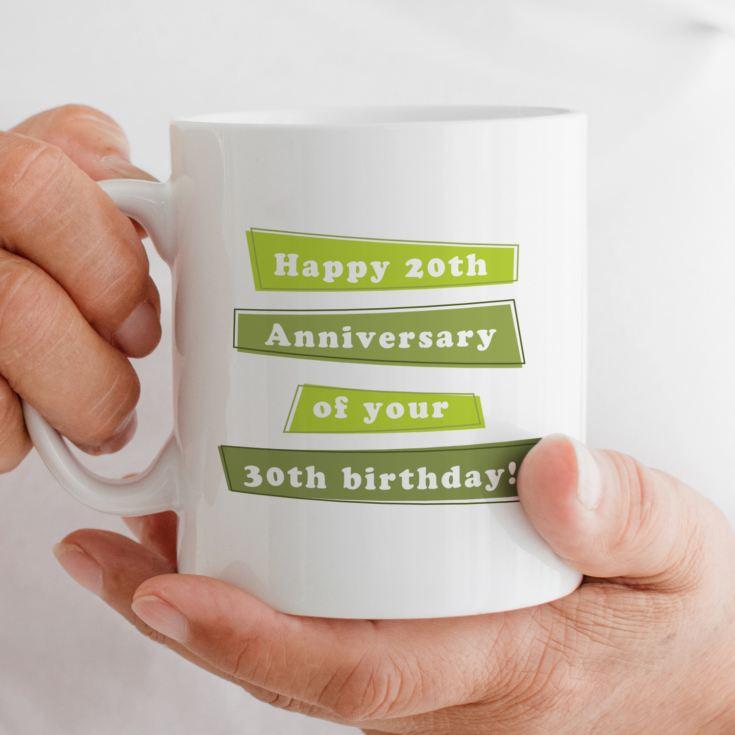 Joke 50th Birthday Mug product image