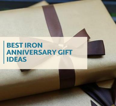 Best Iron Anniversary Gift Ideas
