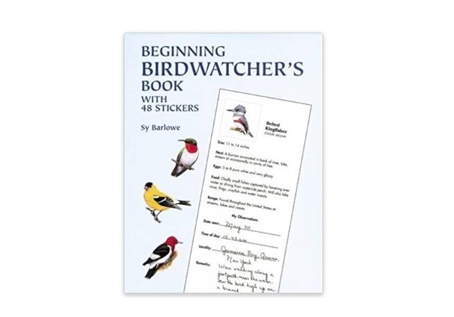 beginning birdwatcher's book
