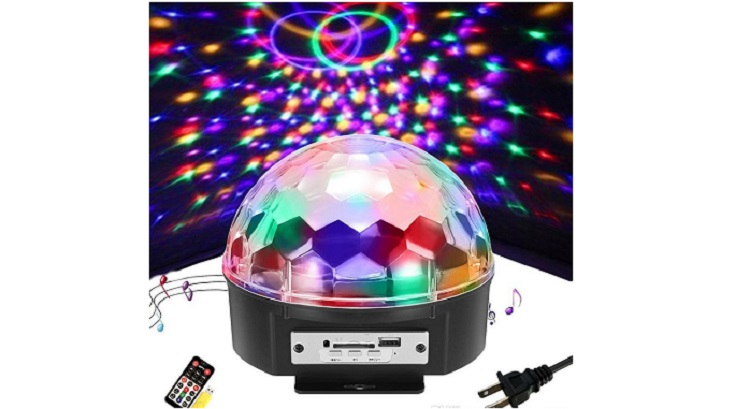 home disco ball